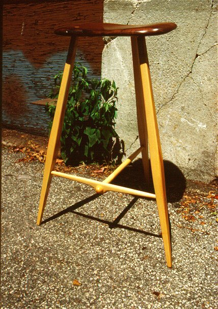 3 legged stool by Todd Fillingham