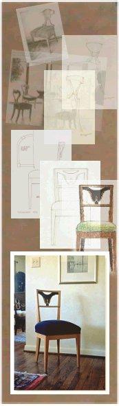 Chair designcollage