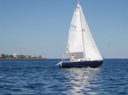 Todd sailingOrca.