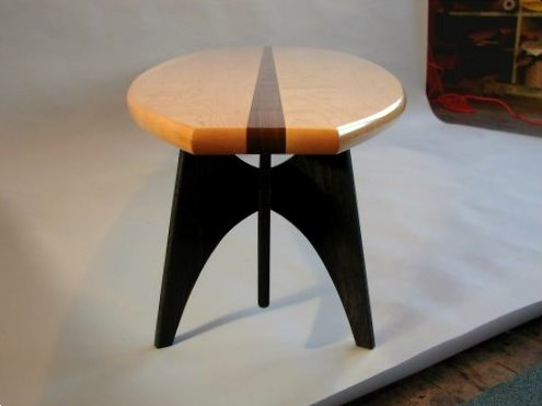 Surfboard Table By Todd Fillingham .