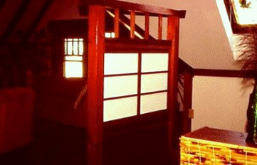 Japanese style screen by Todd Fillingham