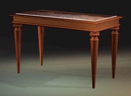 Table by Todd Fillingham