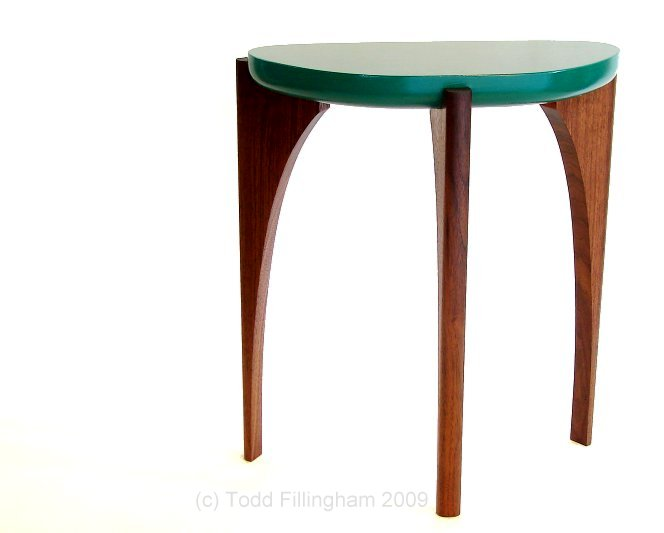 small table by Todd Fillingham, all rights reserved