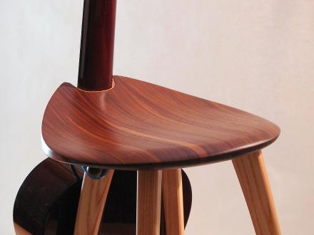 Guitar Stool Guitar Stand Fillingham Art Furniture Design