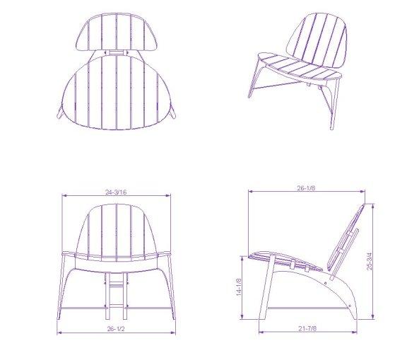 design chair autocad block third34xmf