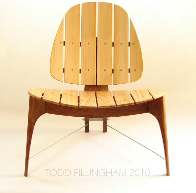 Mid century modern fillingham art furniture design for Modern patio chairs