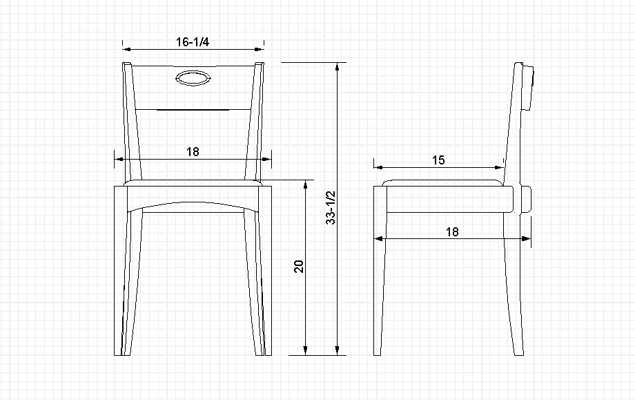 furniture design drawings. the furniture design drawings