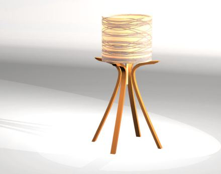Lamp by Todd Fillingham
